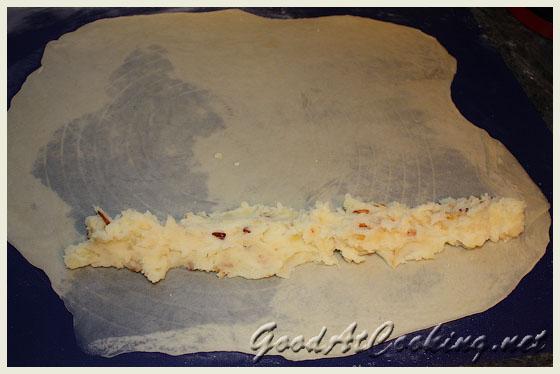 Рецепт вертуты с картофелем и мясом с фото