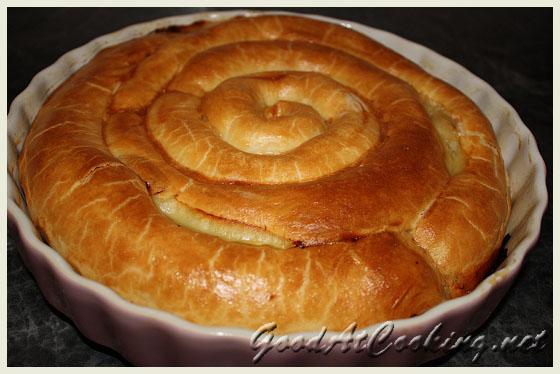 Пироги дрожжевые рецепты