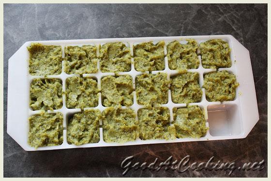 Замораживаем детское питание, рецепт с пошаговыми фото GoodAtCooking.net