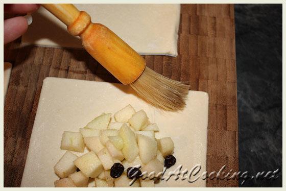 Рецепт appelflappen с пошаговыми фотографиями
