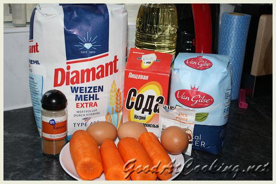 Рецепт морковных маффинов с изюмом с пошаговыми фото
