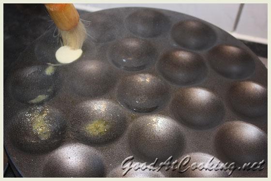 Рецепт голландских оладушек с пошаговыми фото