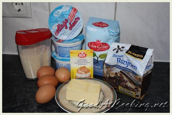 Рецепт запеченной творожной пасхи с пошаговыми фотографиями