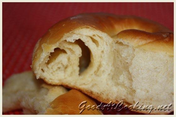 Рецепт испанских сдобных булочек с пошаговыми фотографиями