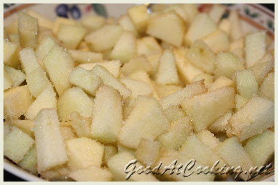 Рецепт вертуты с яблоками с пошаговыми фотографиями
