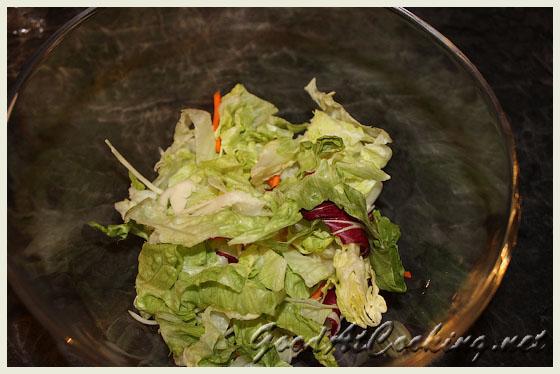 Рецепт салата Витаминный с пошаговыми фото