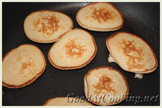 Рецепт гречневых блинчиков с пошаговыми фотографиями