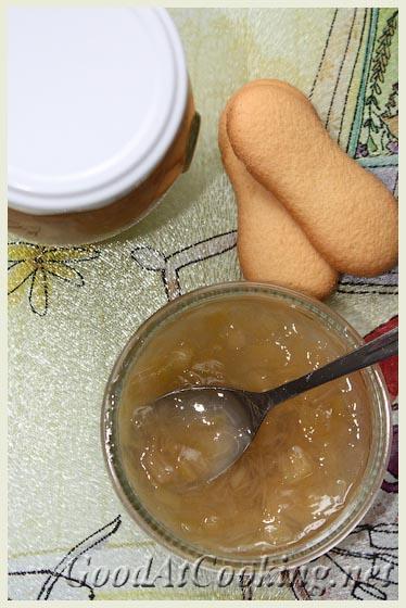 Рецепт джема из ревеня с пошаговыми фотографиями