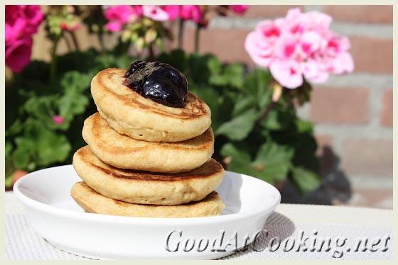 Рецепт гречневых блинов с лимоном с пошаговыми фотографиями