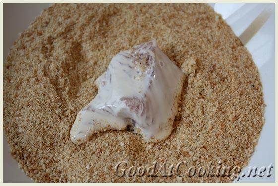 Рецепт филе индейки в сливках с пошаговыми фотографиями