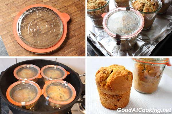 Рецепт консервираванного английского кекса с пошаговыми фото