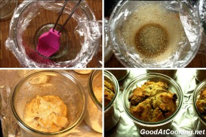 Рецепт консервираванного английского пирога с пошаговыми фото