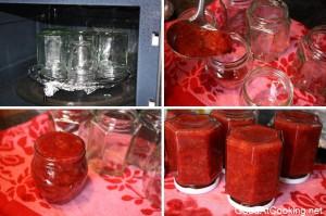 Рецепт клубничного джема без сахара с пошаговыми фотографиями
