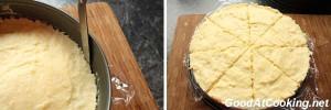 Рецепт манных треугольников с пошаговыми фотографиями