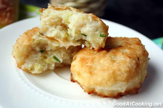 Рецепт рыбных котлет с пошаговыми фотографиями