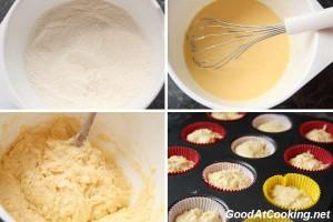 Базовый рецепт маффинов и его 10 вариаций