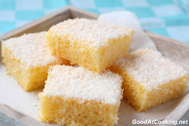 Рецепт басбусы - восточной сладости с пошаговыми фотографиями