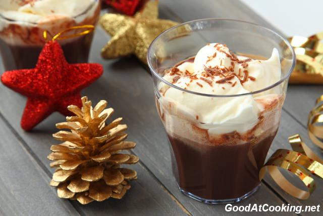 Рецепт шоколадного напитка со специями с пощаговыми фото