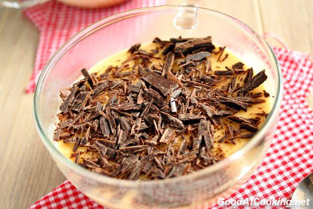 Рецепт кофейного чизкейка из микроволновки с пошаговыми фото