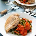 Рецепт куриного филе с овощами с пошаговыми фотографиями