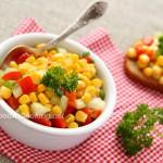 Рецепт кукурузной сальсы с пошаговыми фотографиями