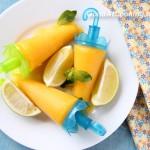 Рецепт тропического мороженого с пошаговыми фотогарфиями