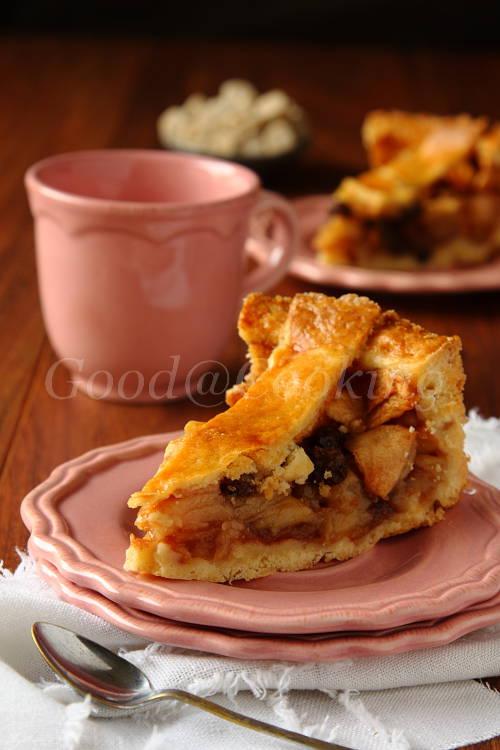 Рецепт голландского яблочного пирога с пошаговыми фото