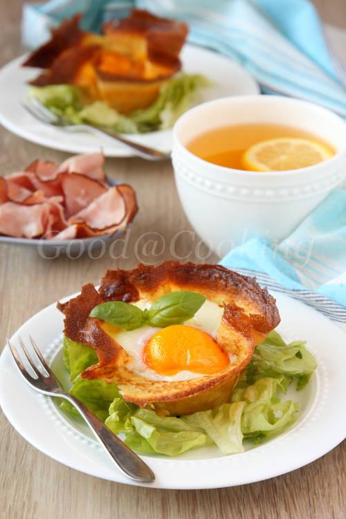 рецепт блинов с бананом и яйцом