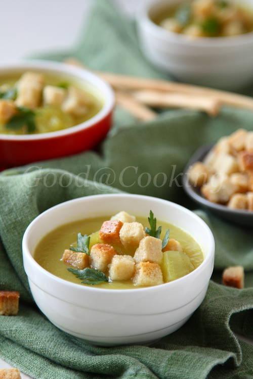 Рецепт супа-пюре из сладкого картофеля (батата) с пошаговыми фото
