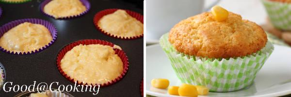 Рецепт кукурузных маффинов с пошаговыми фотографиями