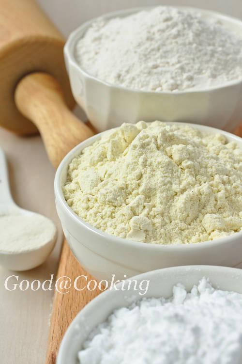 Gluten free flour blend recipe