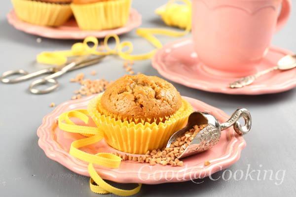 Recept van glutenvrije boekweit muffins