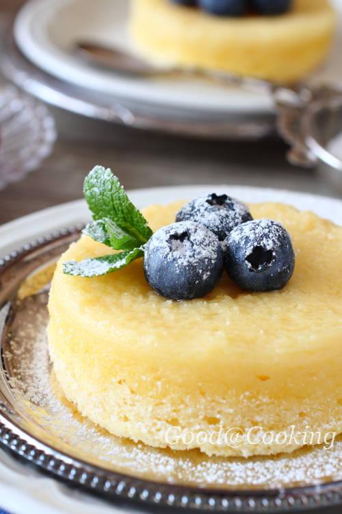 Recept van Lemon Delicious Pudding met foto's