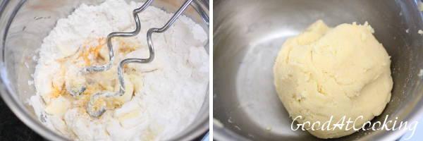 Recept van glutenvrije zandkoekjes met foto's