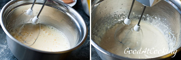Recept van mini cheesecakes van ricotta met frambozen