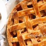 Appeltaart — голландский яблочный пирог