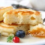 Scotch pancakes — шотландские оладушки