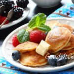 Poffertjes (голландские оладушки) — классический рецепт