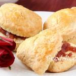 Scones (cконы) — шотландские булочки