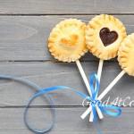 Pie pops – taartjes op een stokjes