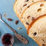 Хлеб с изюмом
