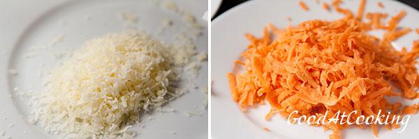 Рецепт маффинов со шпинатом и сладким картофелем с пошаговыми фото