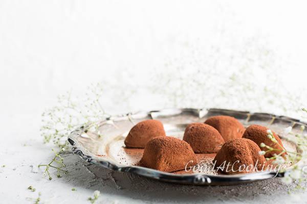 Рецепт конфет Тирамису с пошаговыми фотографиями