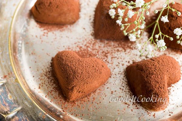 Рецепт конфет Тирамису с пошаговыми фото GoodAtCooking